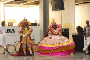 Marivalda Rainha e Rei da Nação Estrela Brilhante!